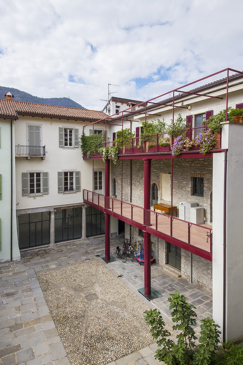 Appartamento in Vendita a Como: 1 locali, 33 mq