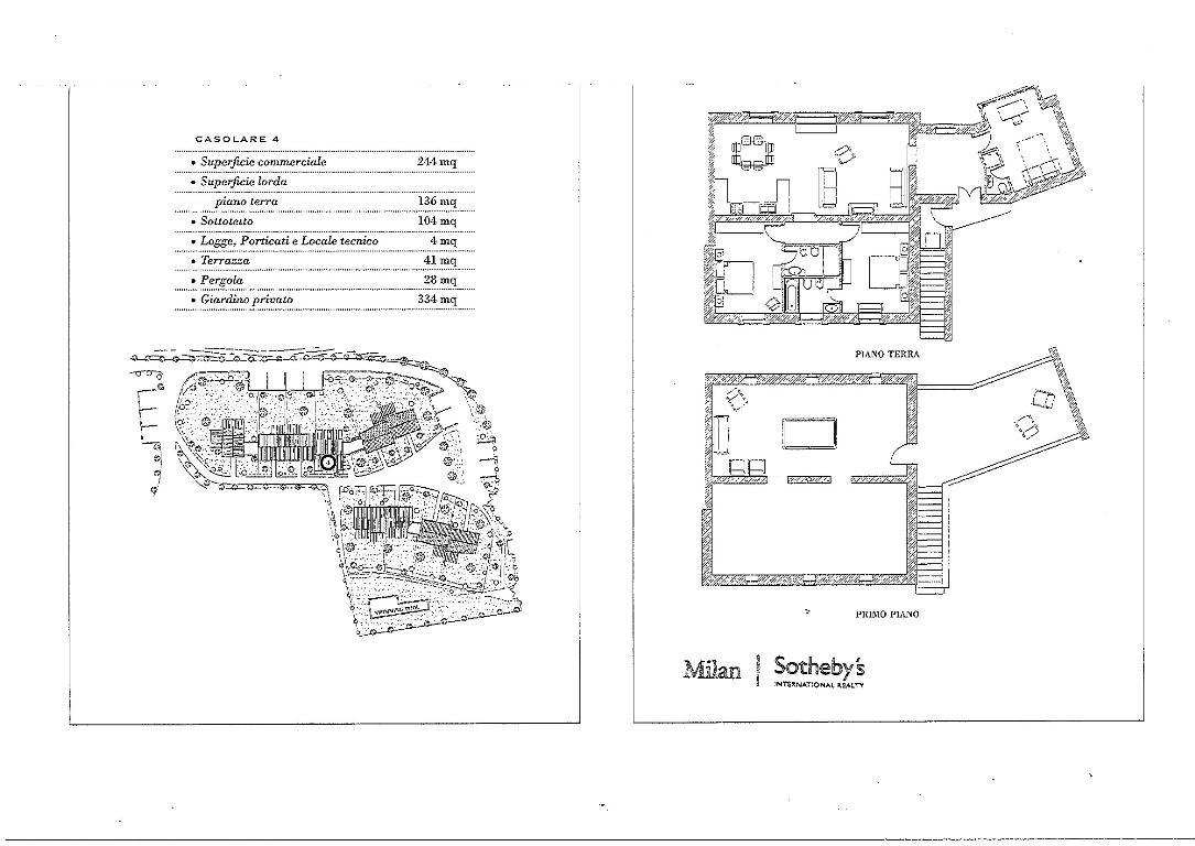 Appartamento in Vendita a Gavorrano: 4 locali, 188 mq - Foto 21