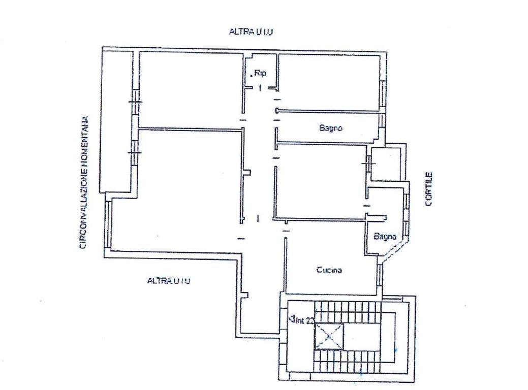 Appartamento in Vendita a Roma: 5 locali, 140 mq - Foto 22