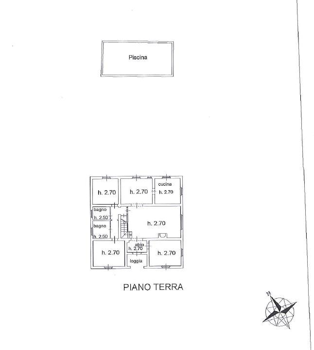 Villa in Vendita a Cortona: 5 locali, 246 mq - Foto 22