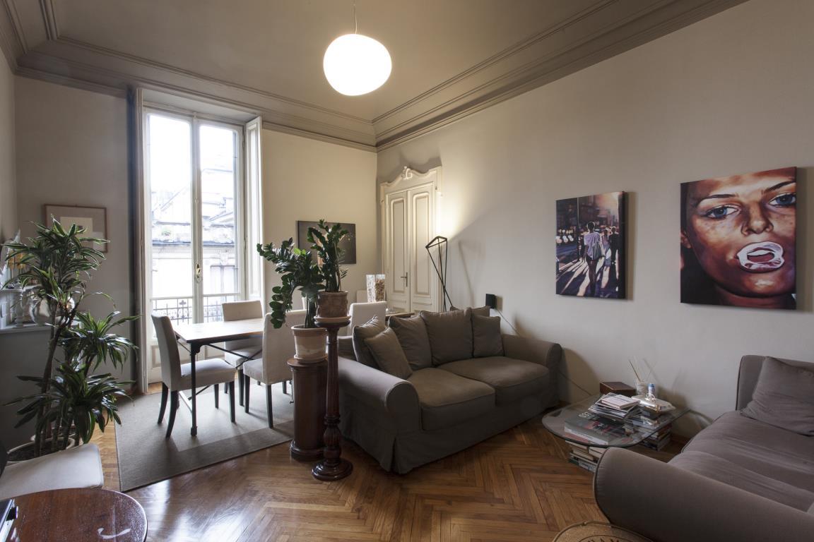 Appartamento in Affitto a Torino: 5 locali, 120 mq