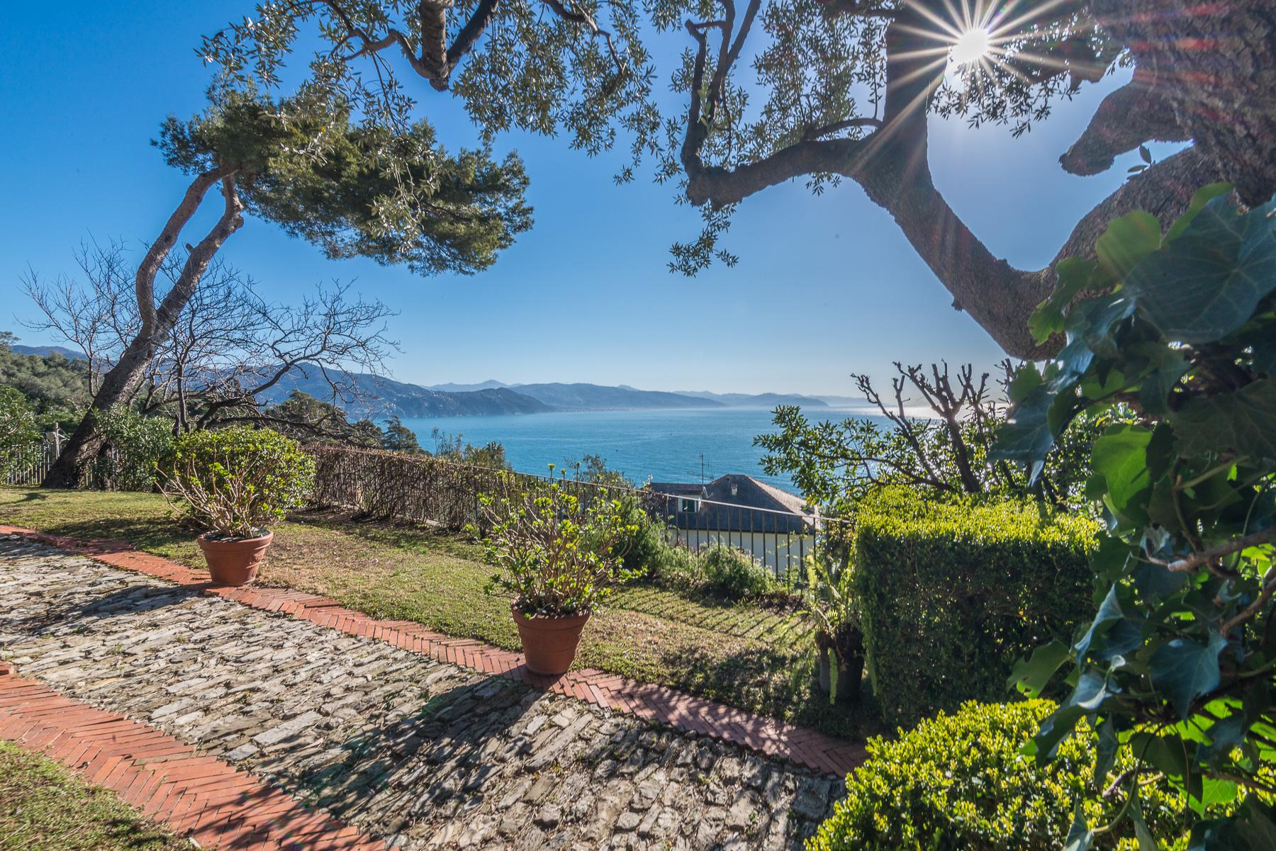 Villa in Vendita a Santa Margherita Ligure: 5 locali, 440 mq - Foto 4