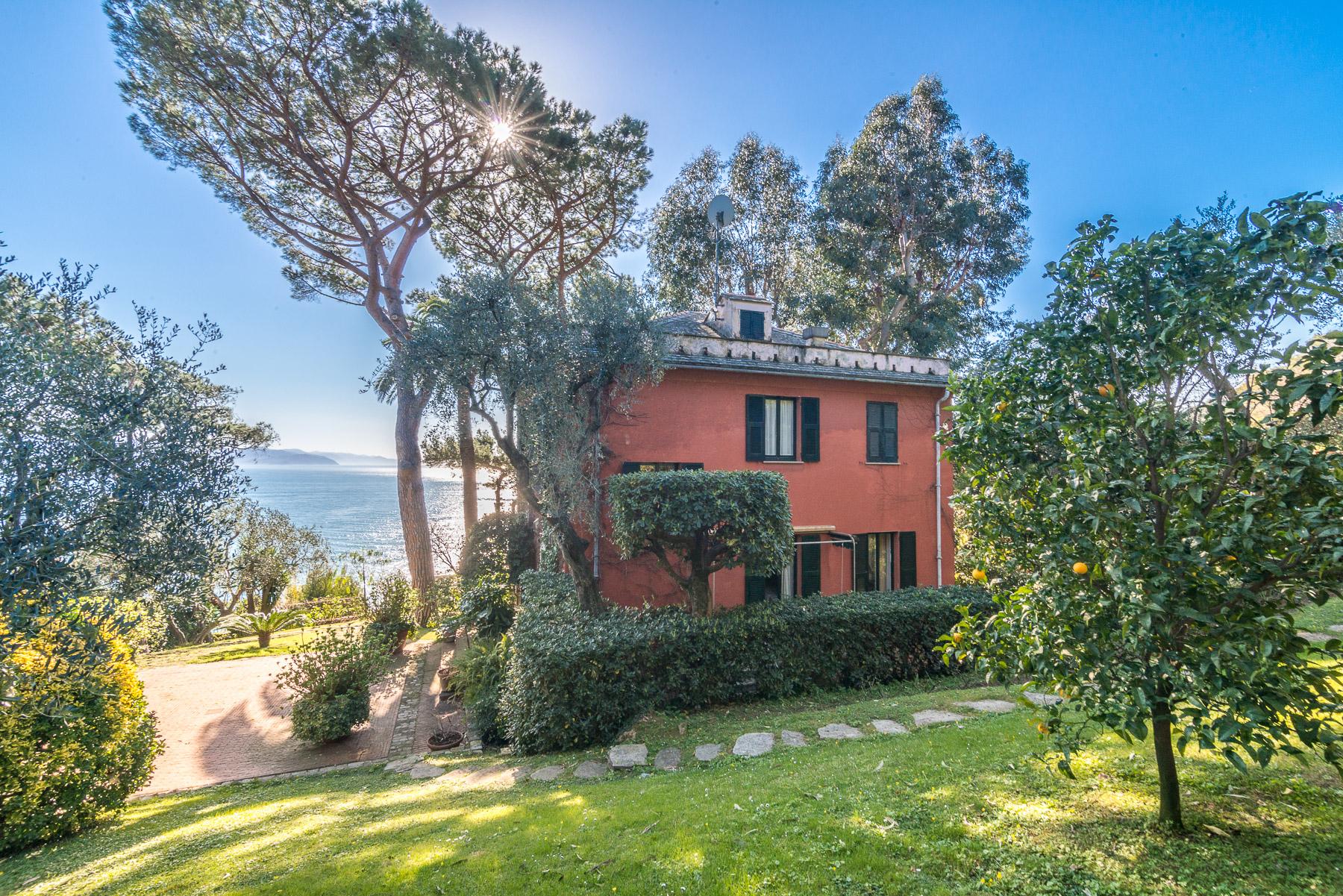 Villa in Vendita a Santa Margherita Ligure: 5 locali, 440 mq - Foto 7