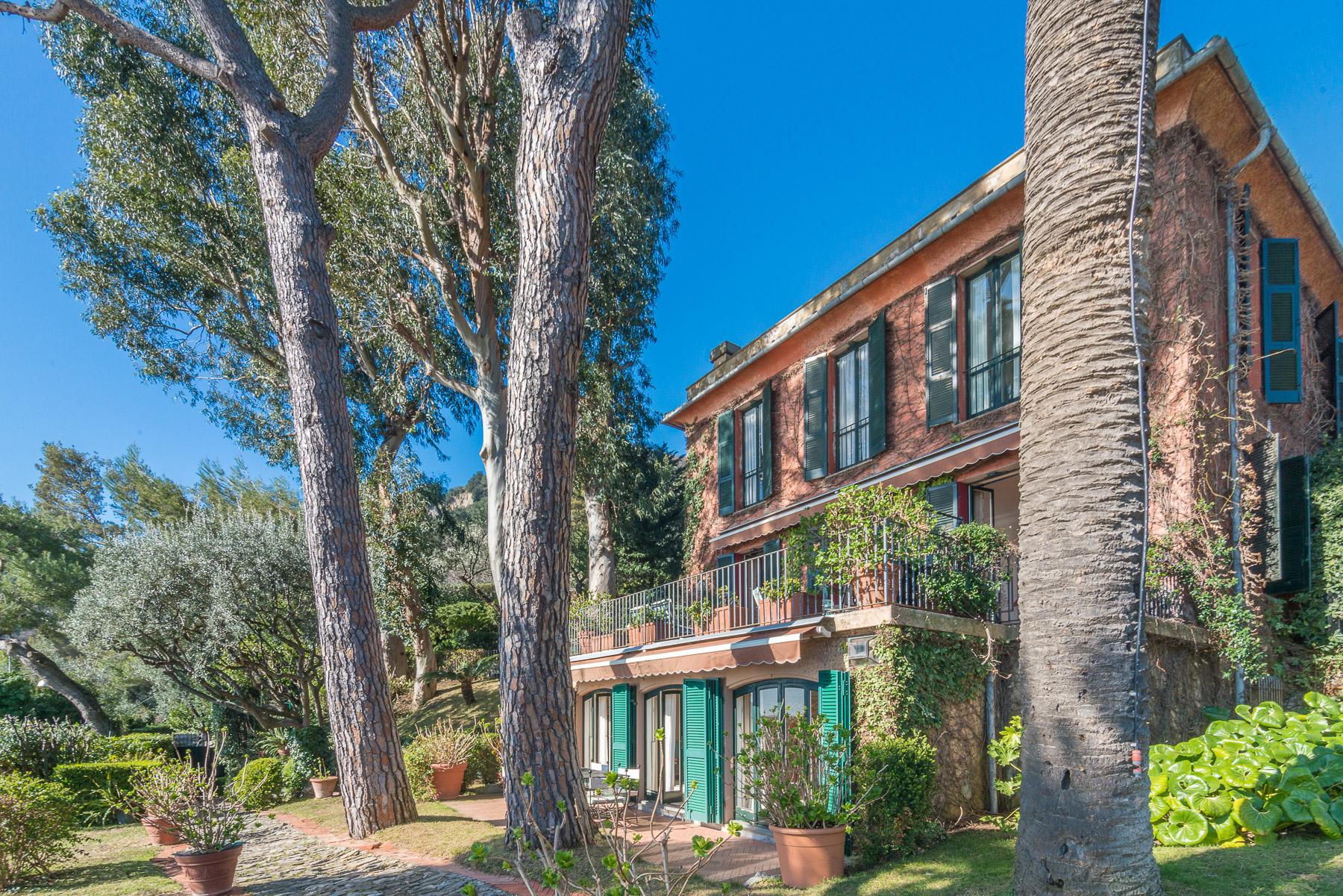 Villa in Vendita a Santa Margherita Ligure: 5 locali, 440 mq - Foto 6
