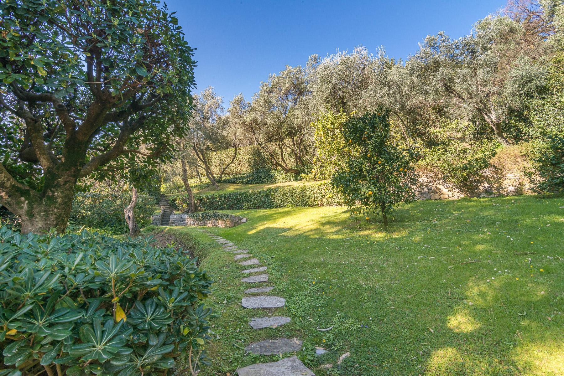 Villa in Vendita a Santa Margherita Ligure: 5 locali, 440 mq - Foto 15