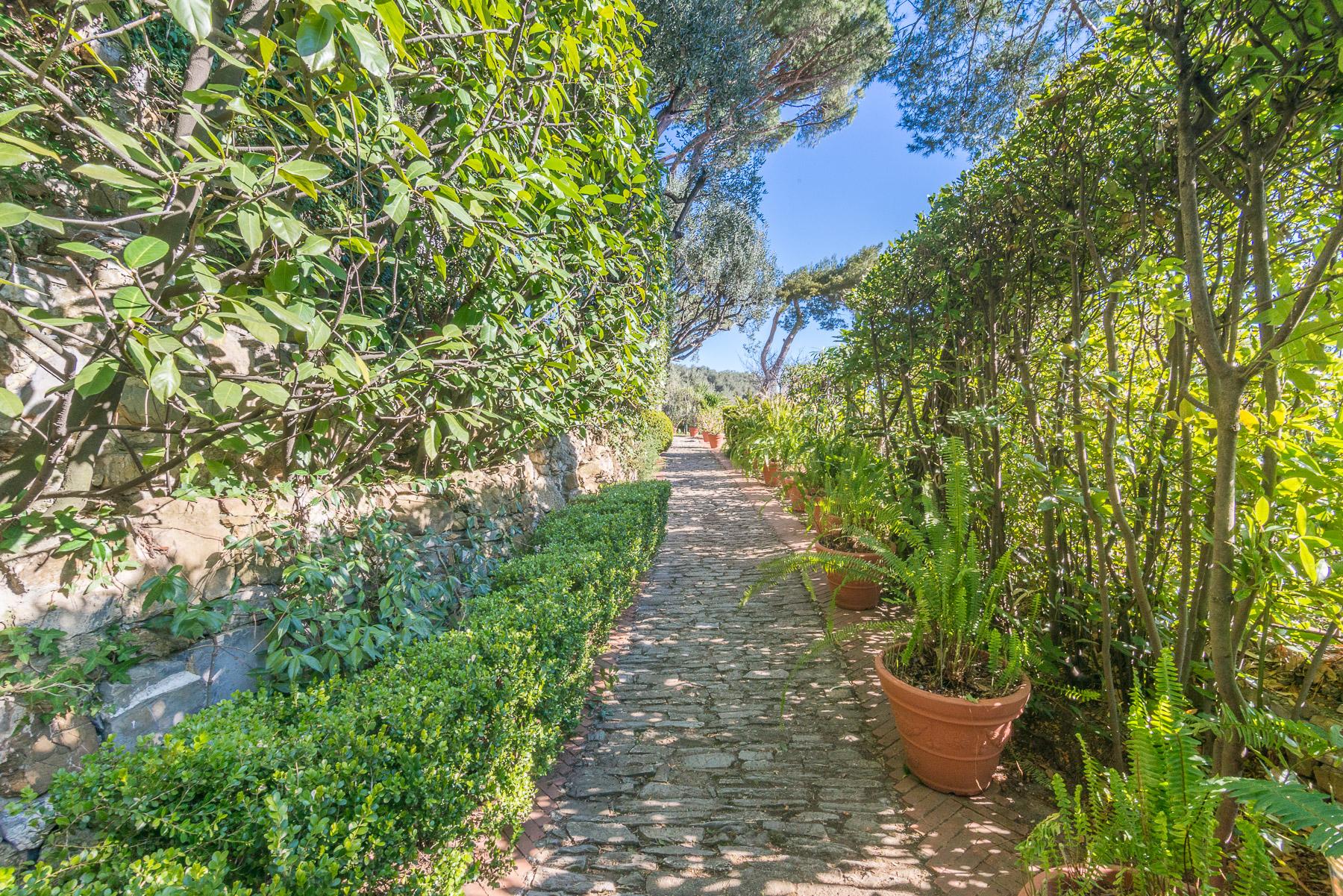 Villa in Vendita a Santa Margherita Ligure: 5 locali, 440 mq - Foto 16