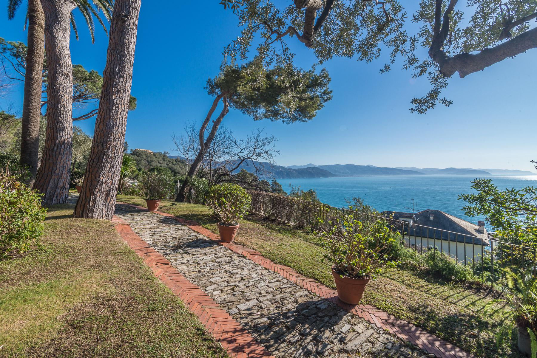 Villa in Vendita a Santa Margherita Ligure: 5 locali, 440 mq - Foto 17