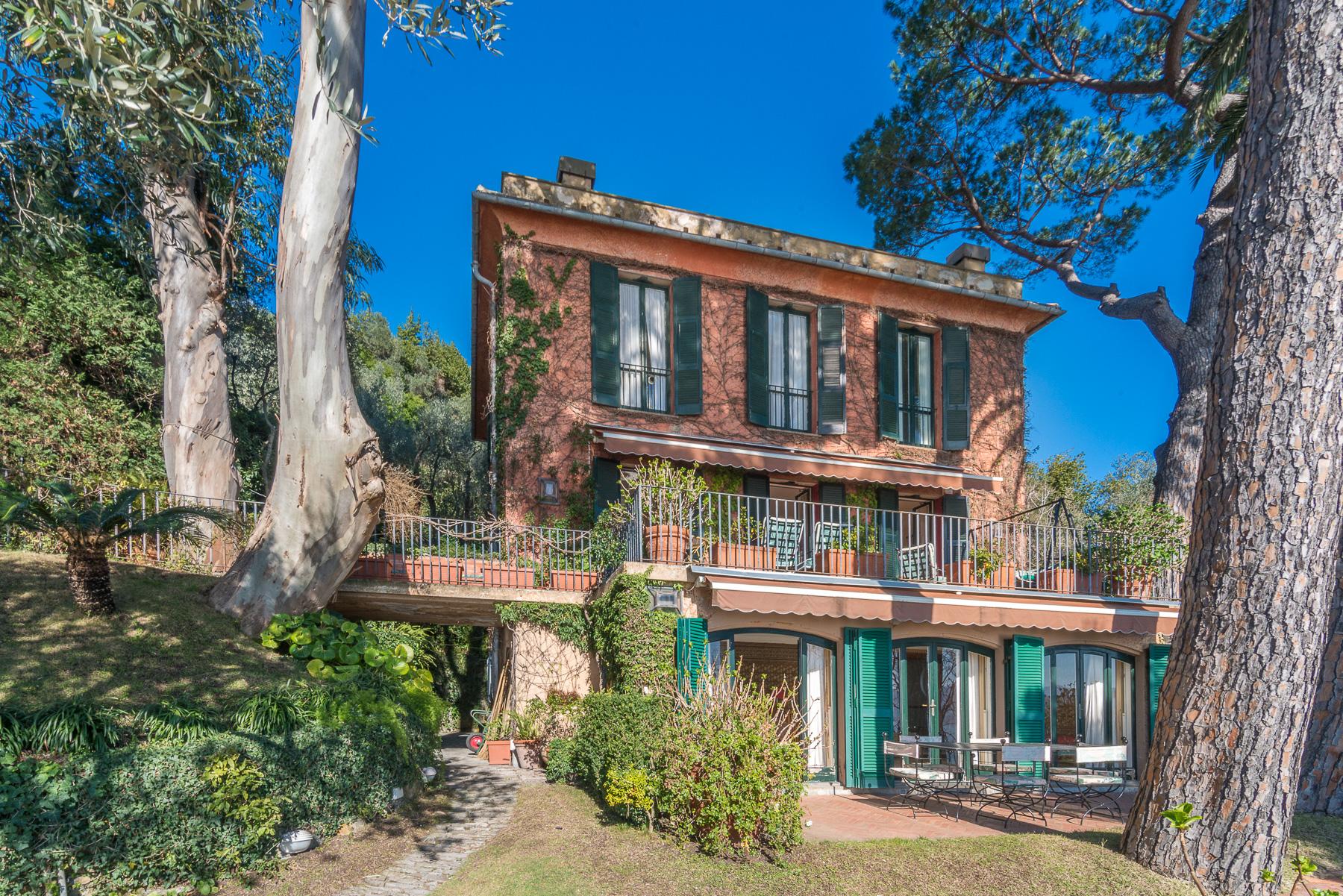 Villa in Vendita a Santa Margherita Ligure: 5 locali, 440 mq - Foto 18