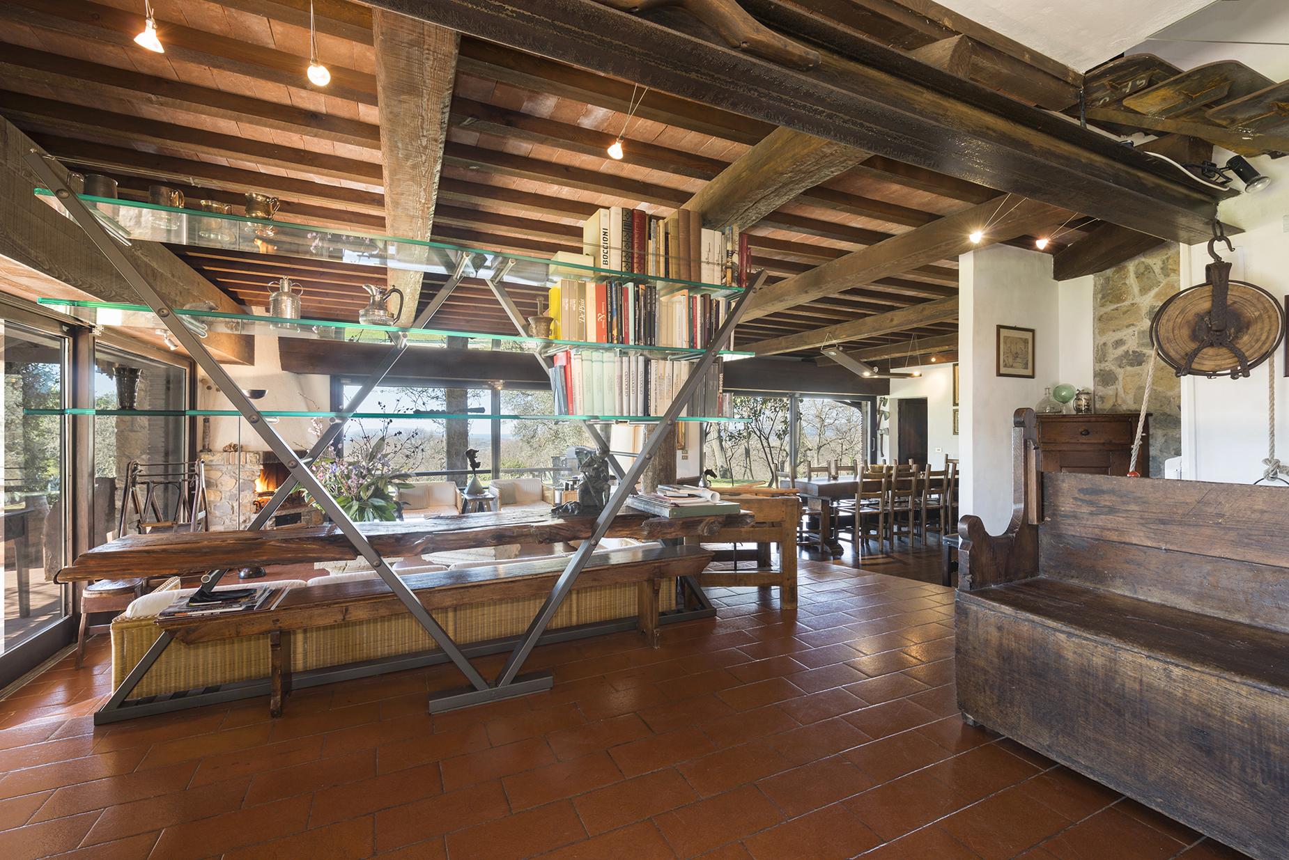 Villa in Vendita a Magliano In Toscana: 5 locali, 514 mq - Foto 9
