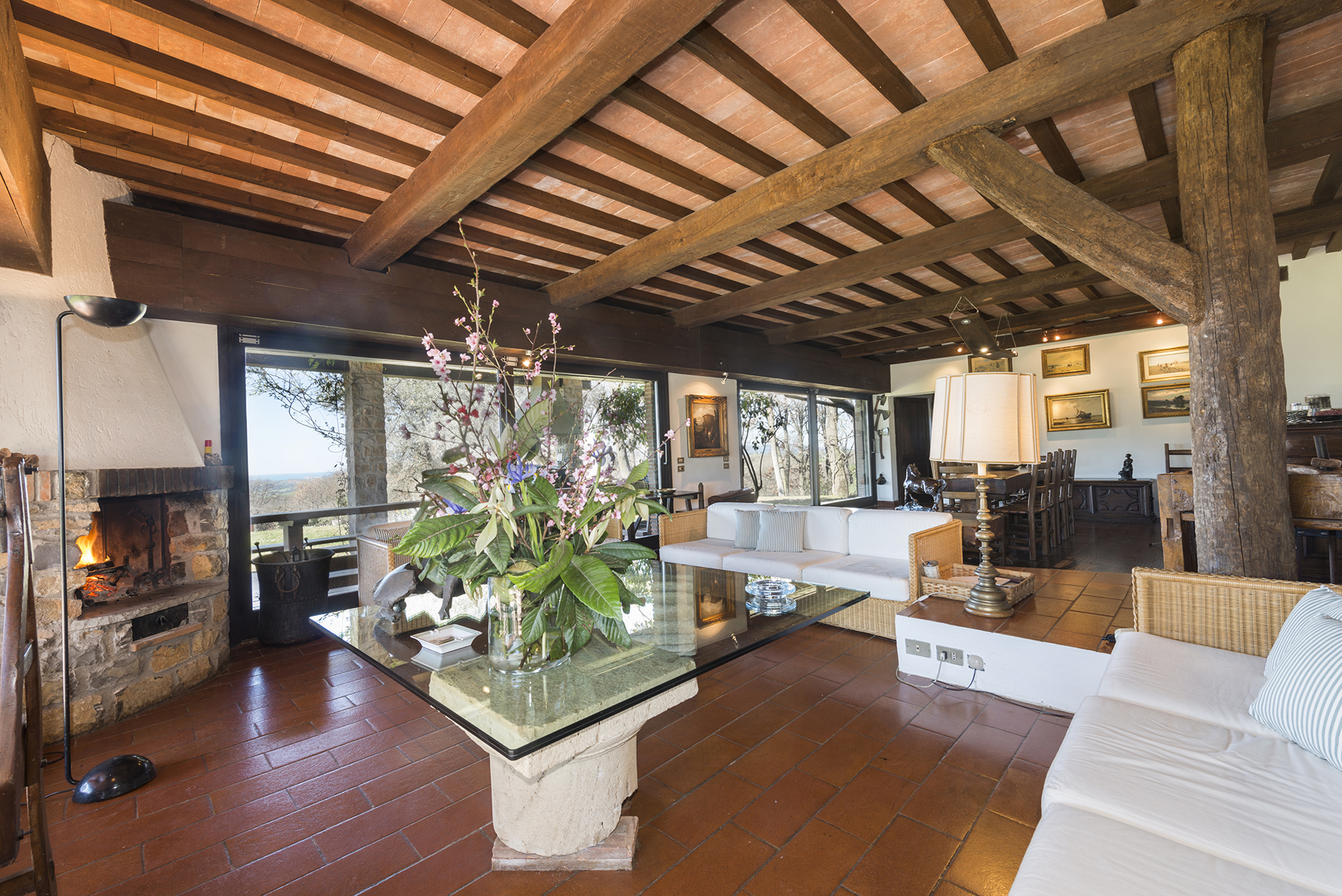 Villa in Vendita a Magliano In Toscana: 5 locali, 514 mq - Foto 5