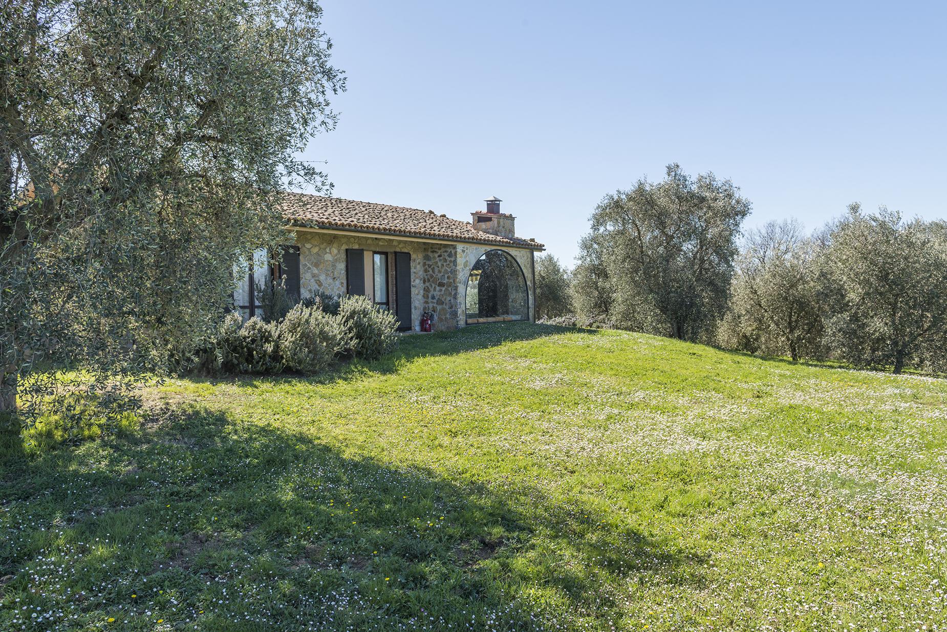 Villa in Vendita a Magliano In Toscana: 5 locali, 141 mq - Foto 4