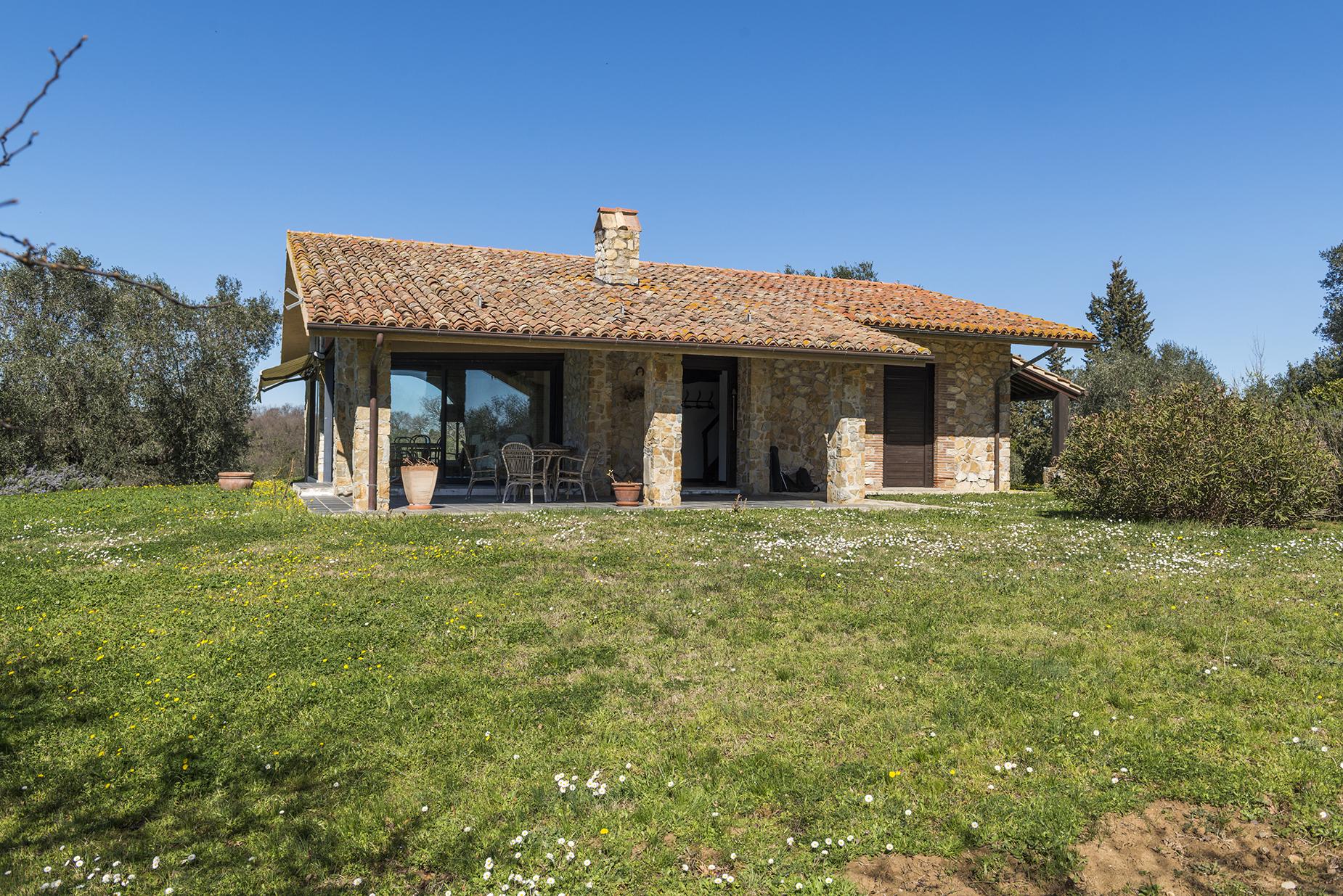 Villa in Vendita a Magliano In Toscana: 5 locali, 141 mq - Foto 9