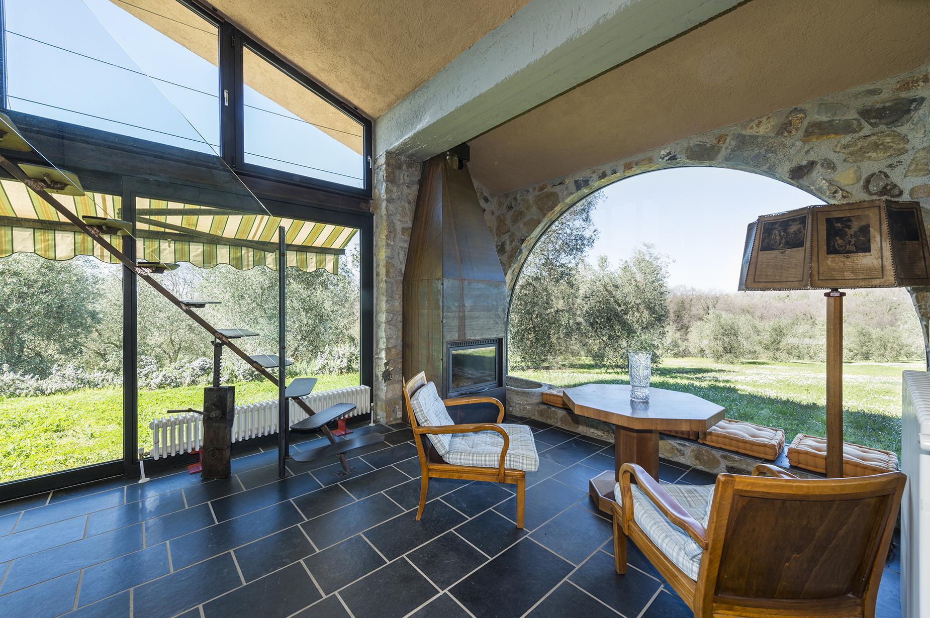 Villa in Vendita a Magliano In Toscana: 5 locali, 141 mq - Foto 2