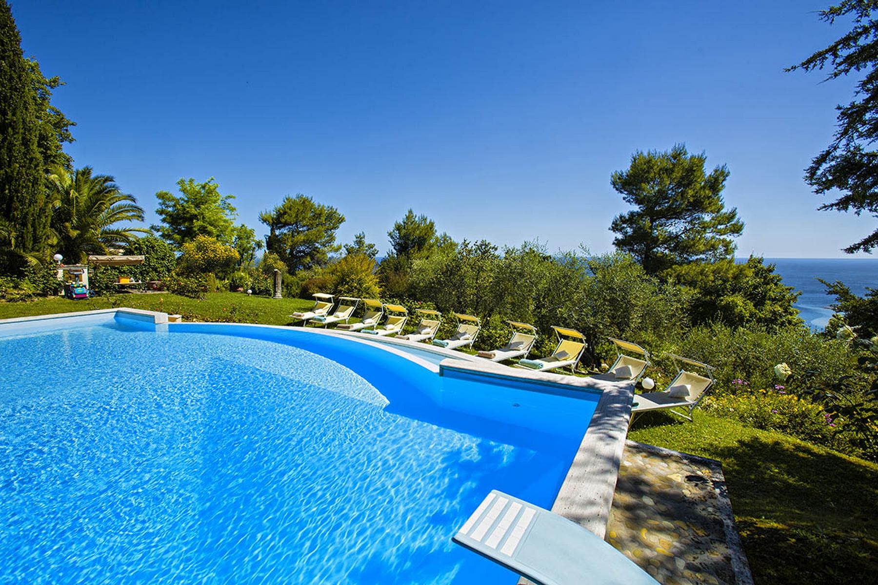 Villa in Vendita a Pesaro strada panoramica