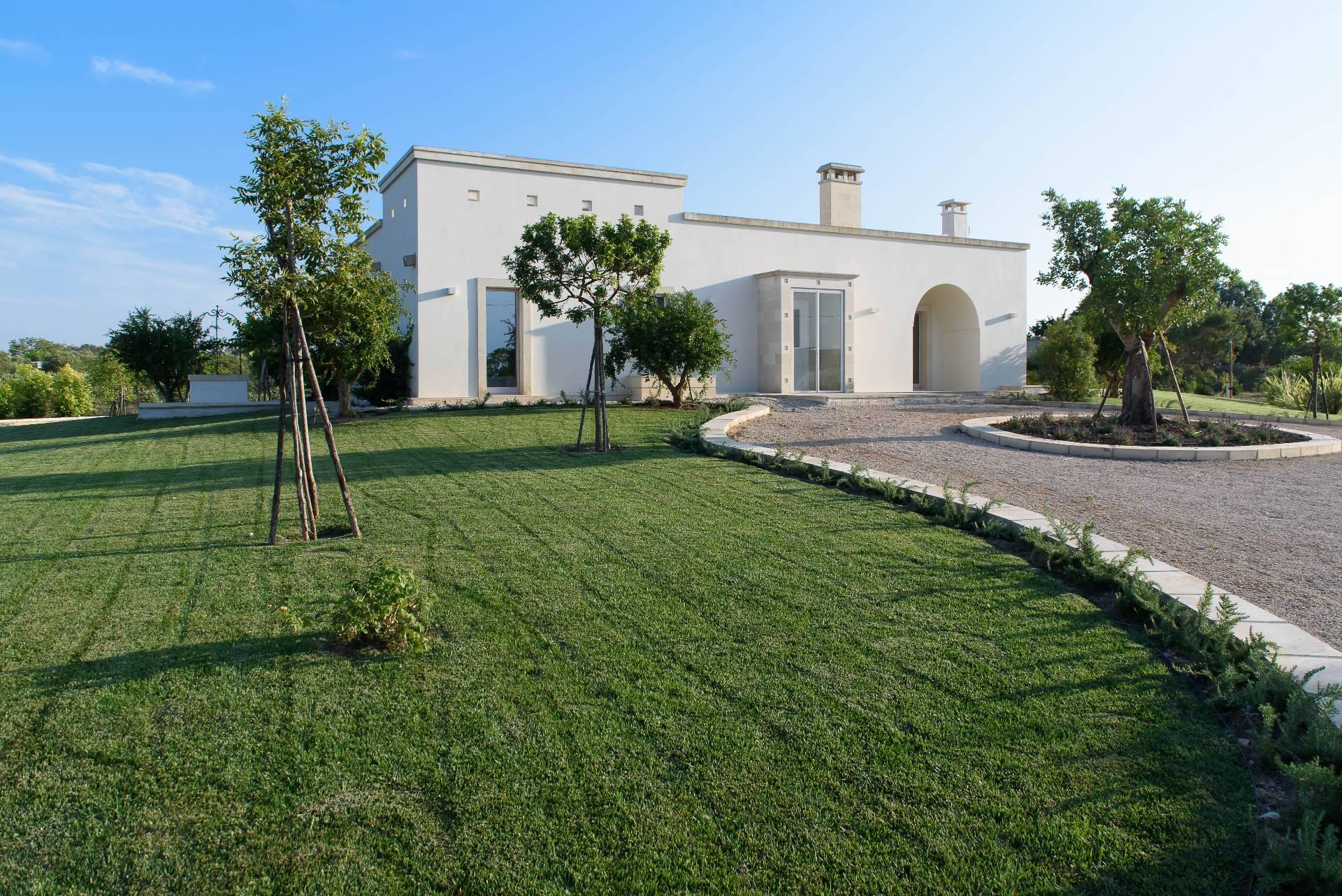 Villa in Vendita a Cutrofiano contrada contatore