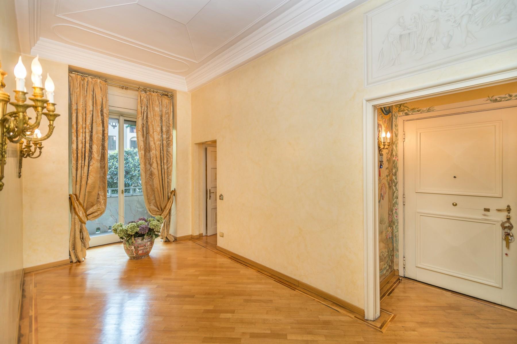 Appartamento in Vendita a Milano via della moscova/turati