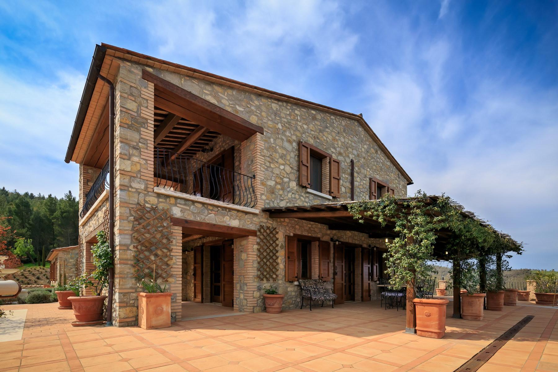 Villa in Vendita a Allerona: 5 locali, 605 mq - Foto 13