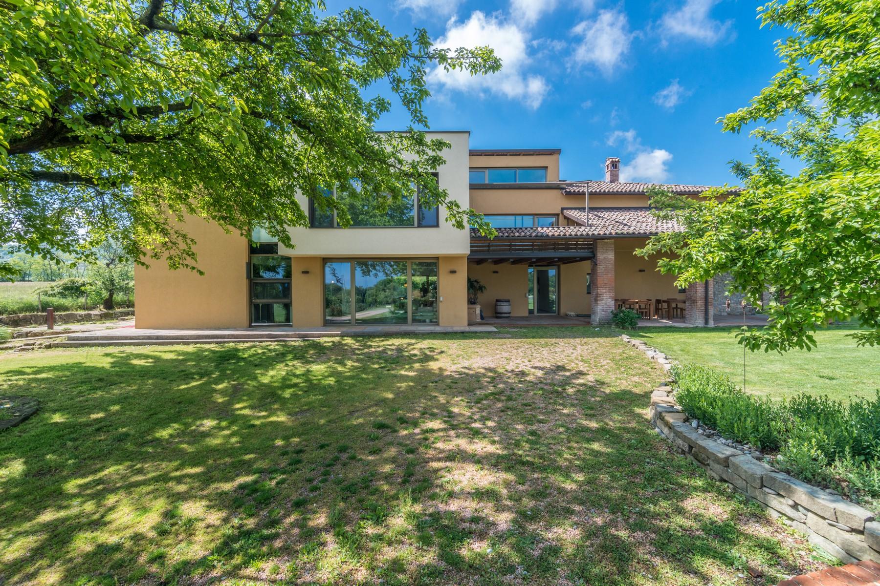 Villa in Vendita a Piacenza strada provinciale di agazzano