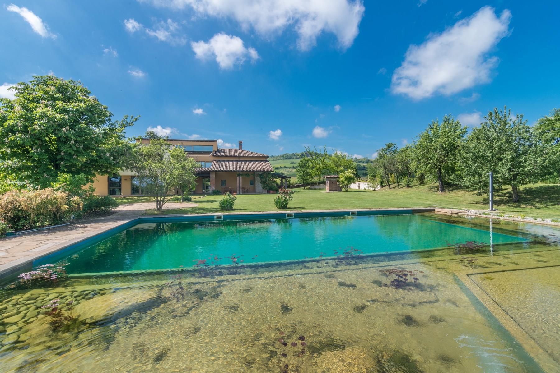 Villa in Vendita a Agazzano strada provinciale di agazzano