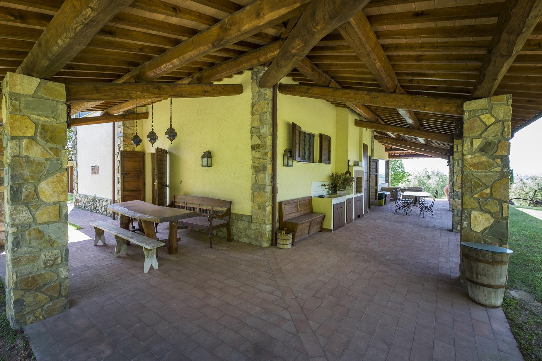Rustico in Vendita a Magliano In Toscana: 5 locali, 320 mq - Foto 3