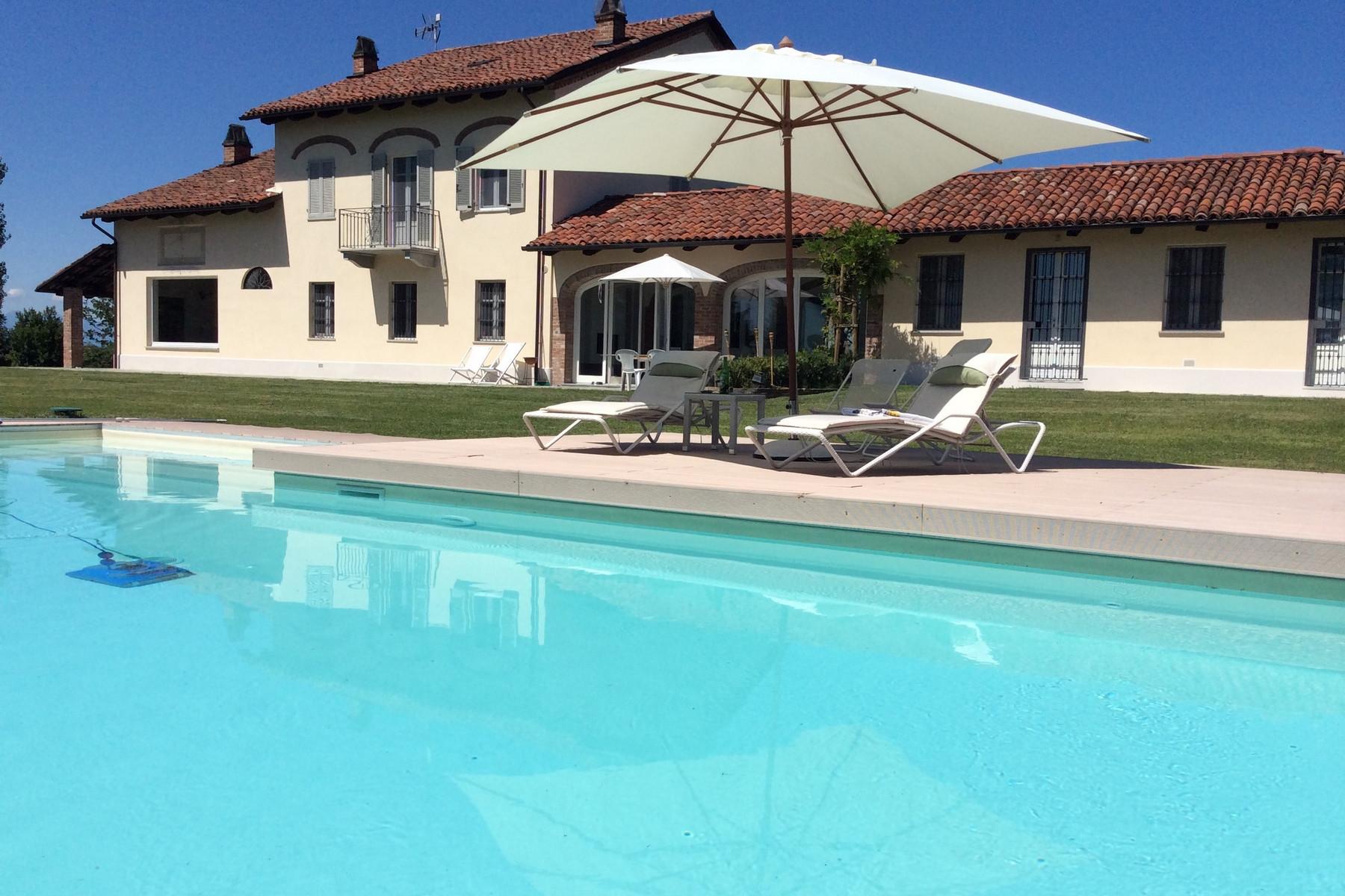 Villa in Vendita a Villafranca D'Asti: 5 locali, 500 mq - Foto 2