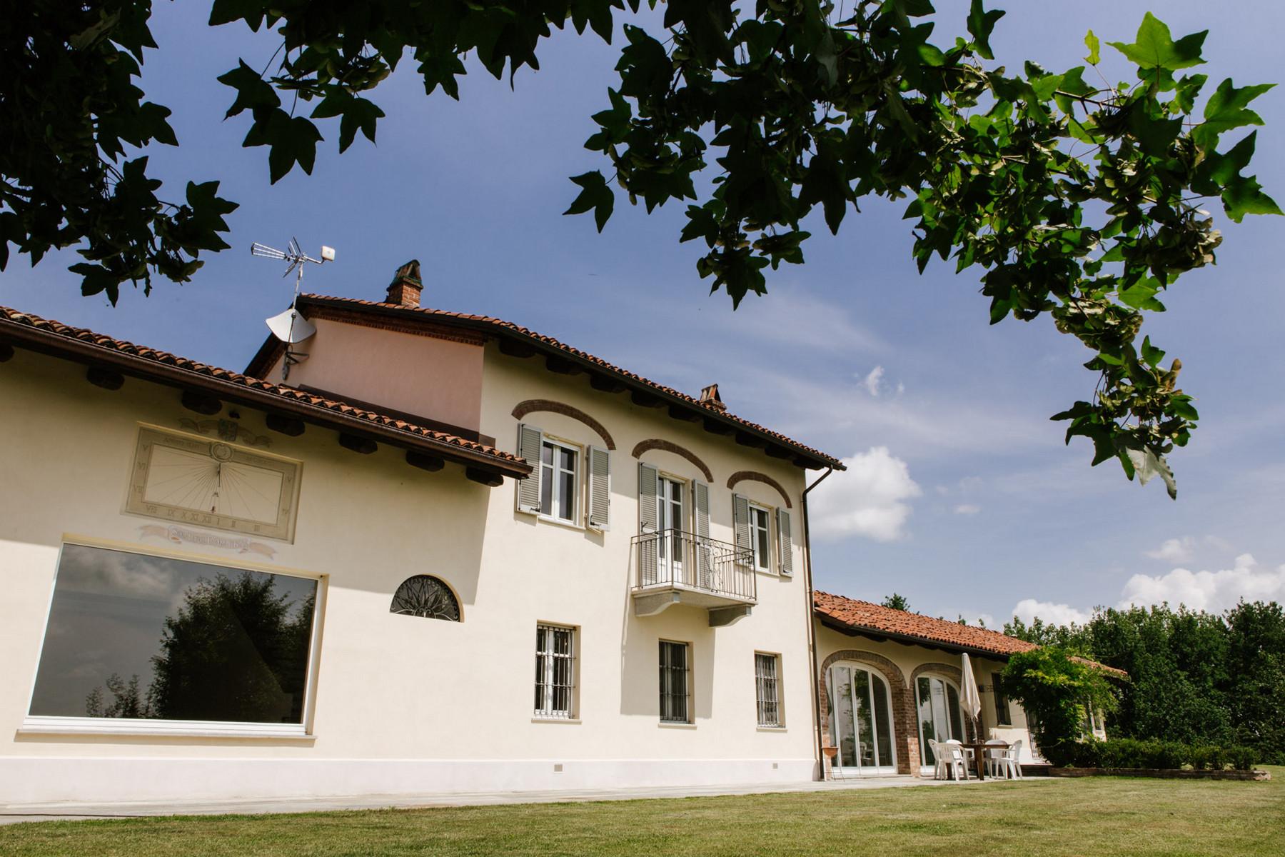 Villa in Vendita a Villafranca D'Asti: 5 locali, 500 mq - Foto 3