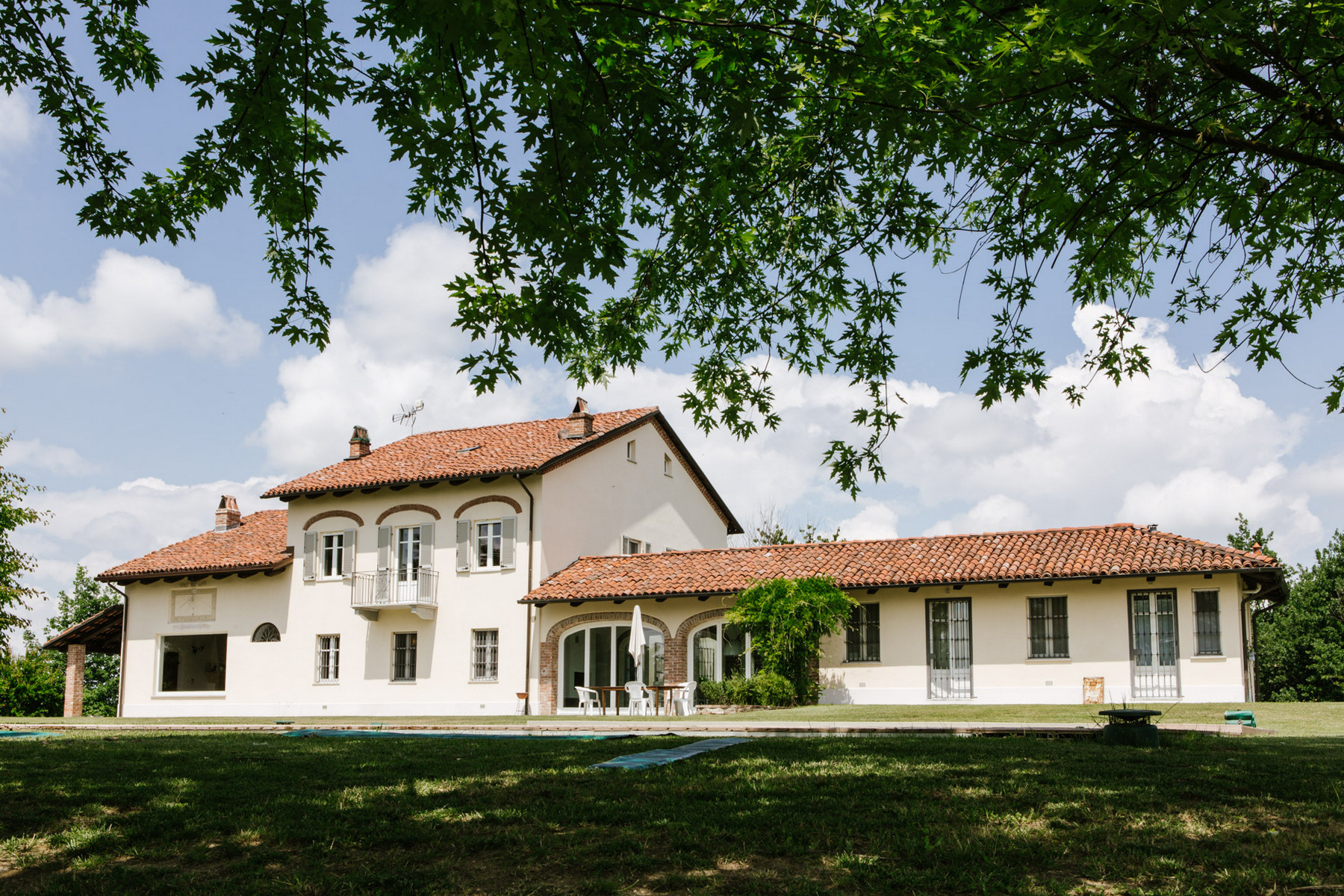 Villa in Vendita a Villafranca D'Asti: 5 locali, 500 mq - Foto 1
