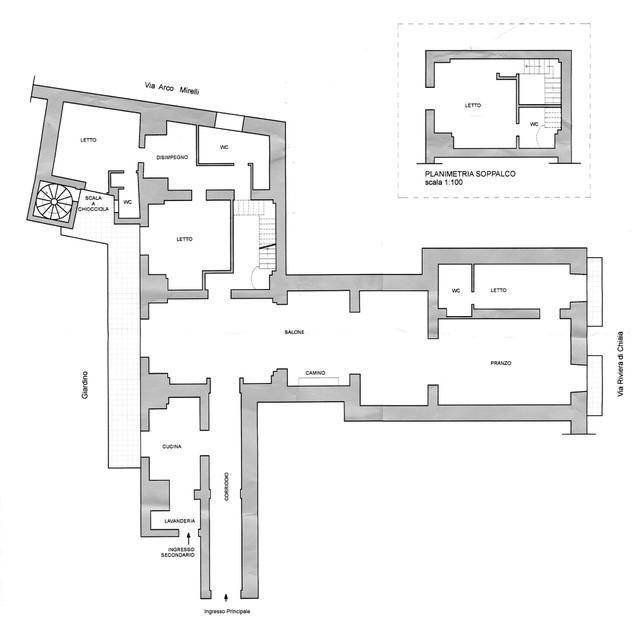 Appartamento in Vendita a Napoli: 5 locali, 300 mq - Foto 21