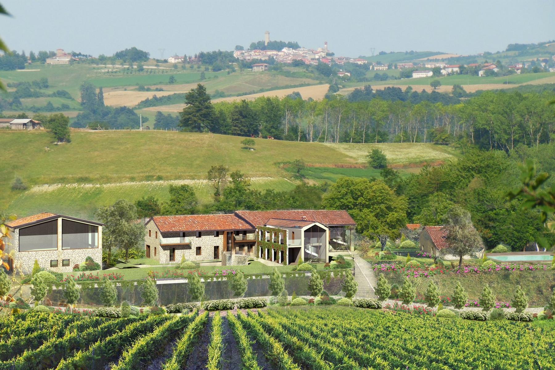 Villa in Vendita a Clavesana: 5 locali, 1130 mq