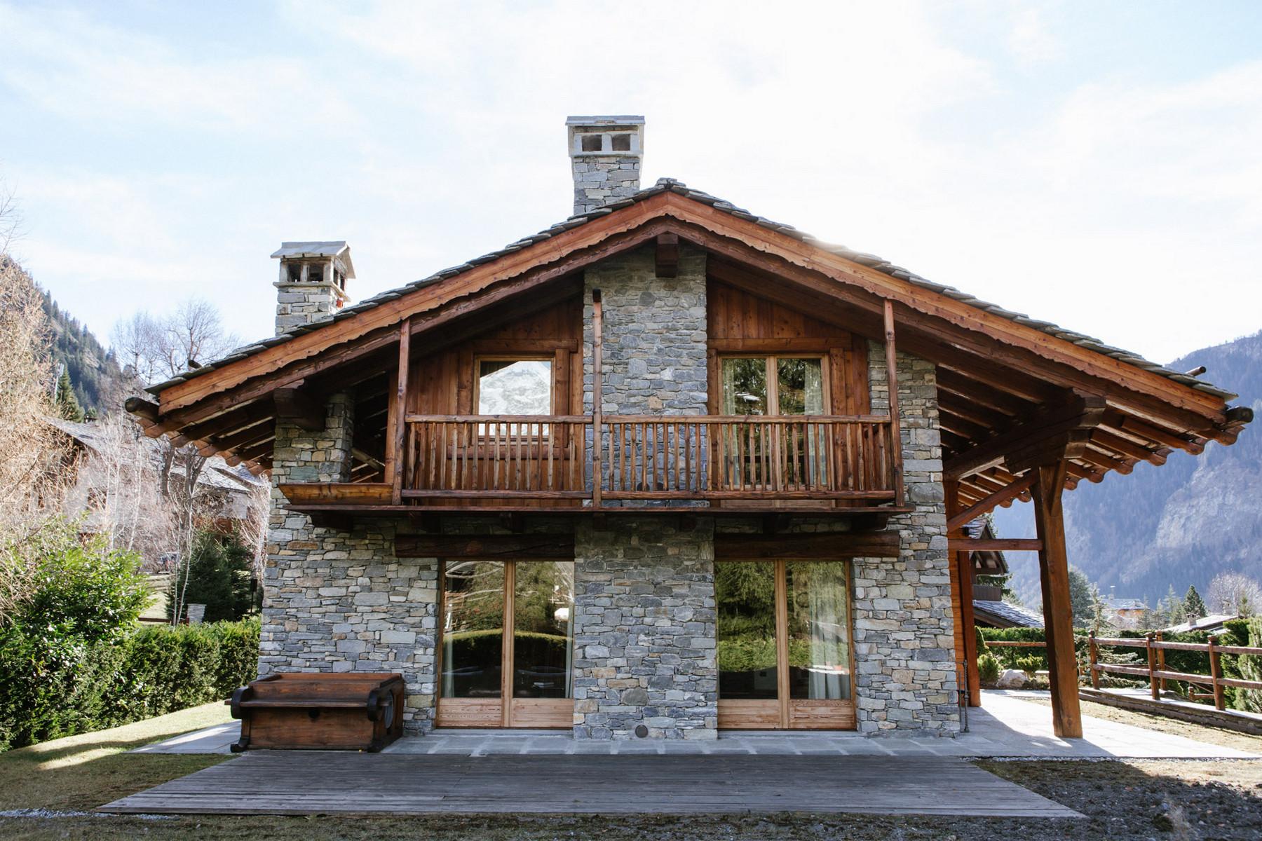 Villa in Vendita a Pre'-Saint-Didier: 5 locali, 350 mq - Foto 2