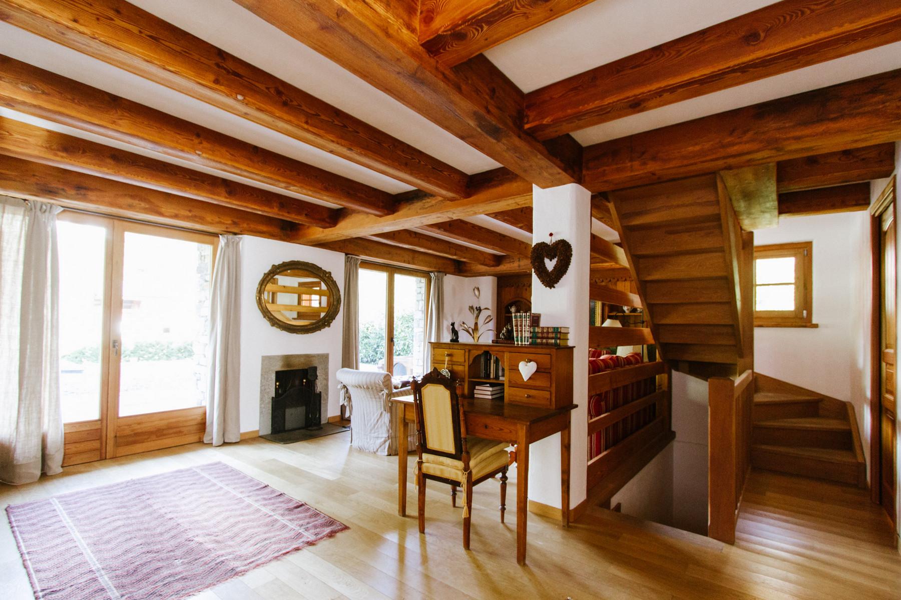 Villa in Vendita a Pre'-Saint-Didier: 5 locali, 350 mq - Foto 5