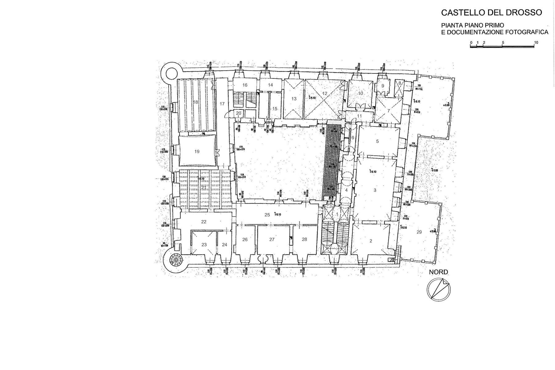 Palazzo in Vendita a Torino: 5 locali, 2288 mq - Foto 17