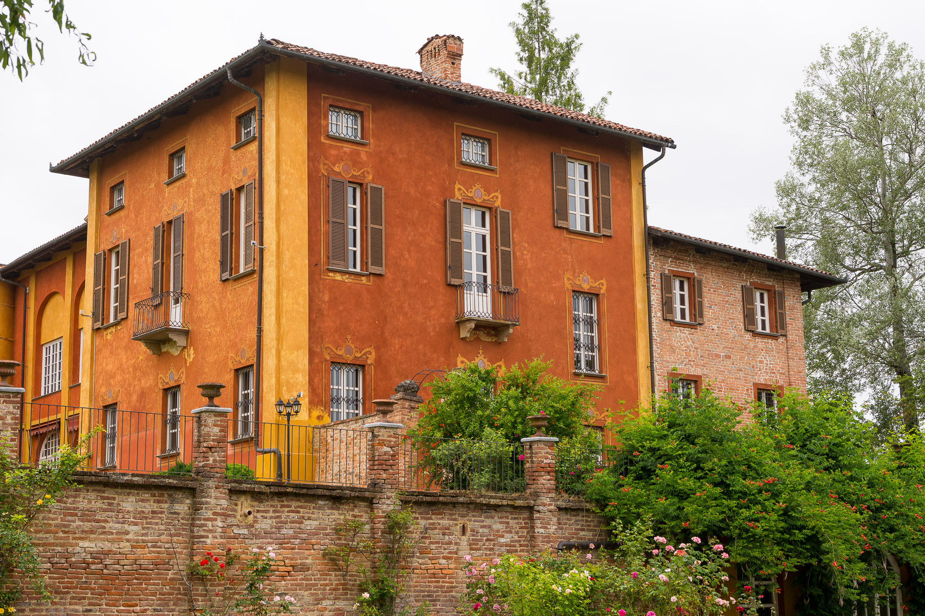 Villa in Vendita a San Damiano D'Asti: 5 locali, 1800 mq - Foto 3