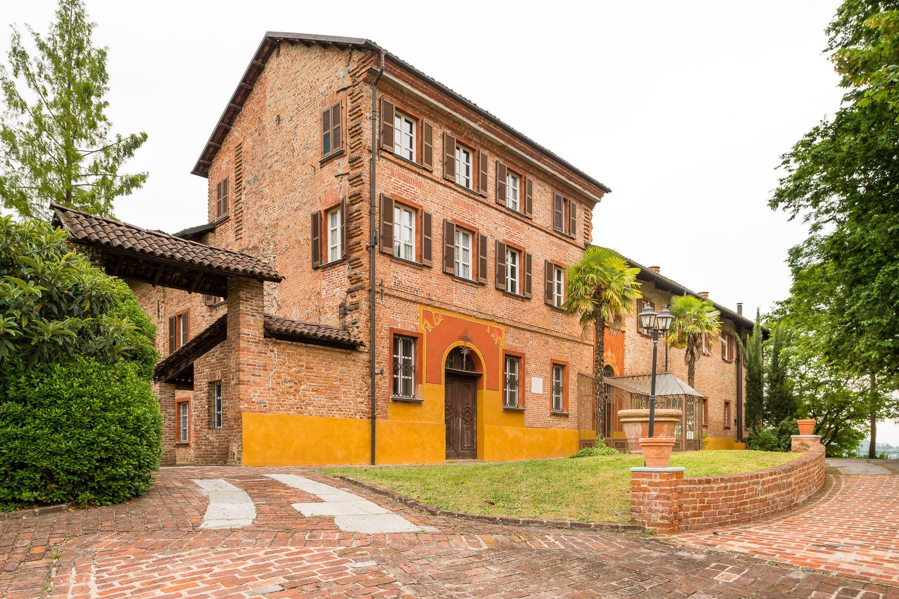 Villa in Vendita a San Damiano D'Asti: 5 locali, 1800 mq - Foto 20