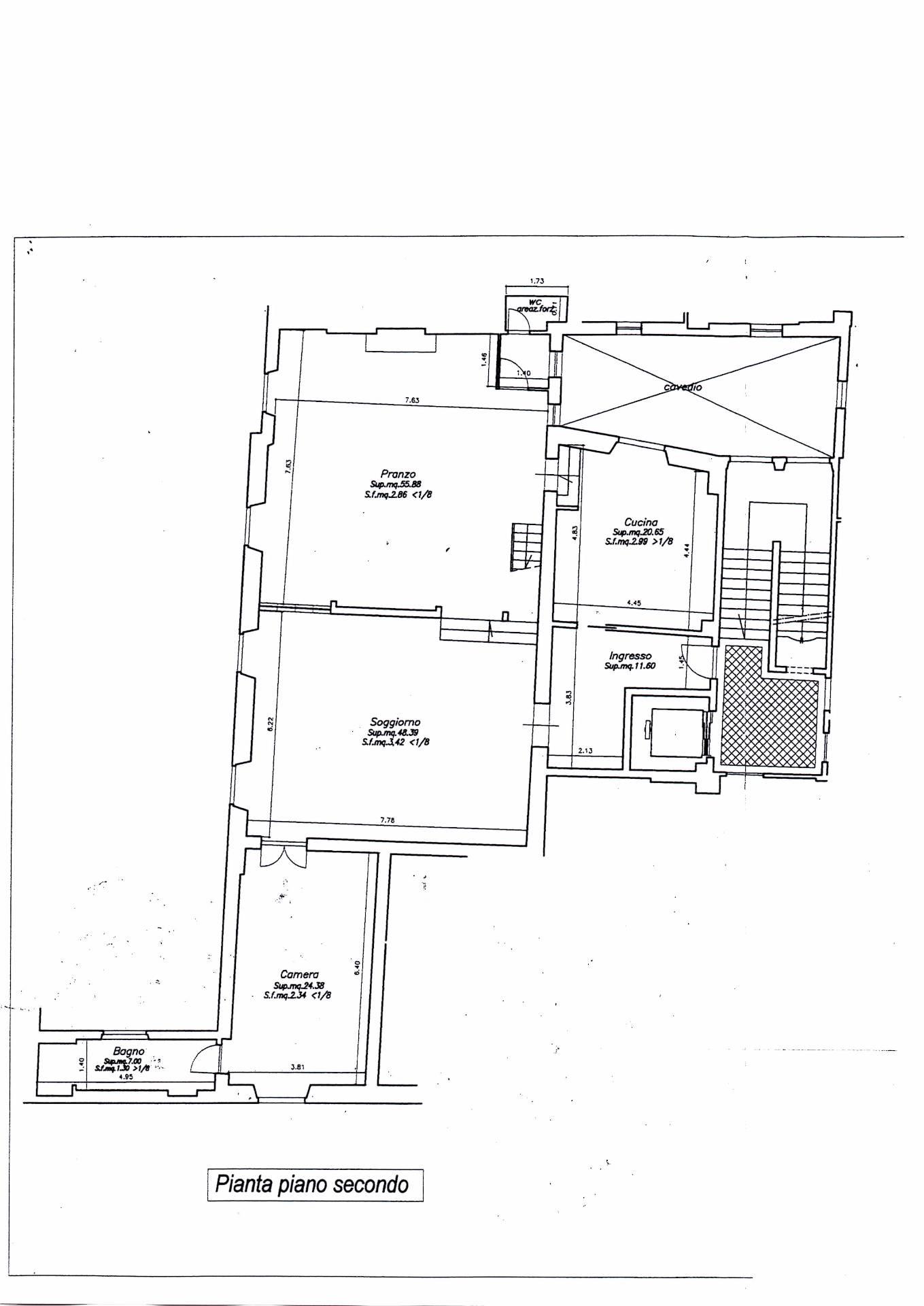 Appartamento in Vendita a Lucca: 5 locali, 400 mq - Foto 15