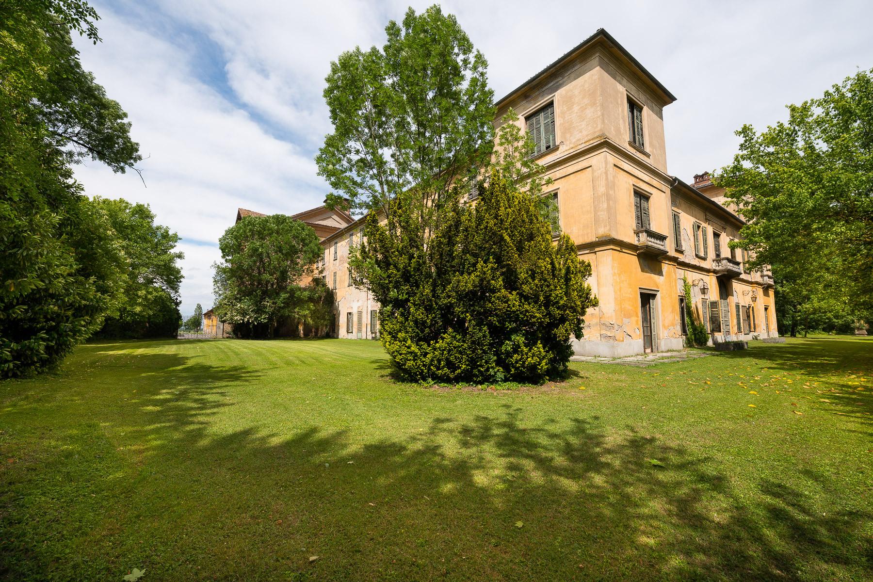 Villa in Vendita a Casalnoceto: 5 locali, 3520 mq