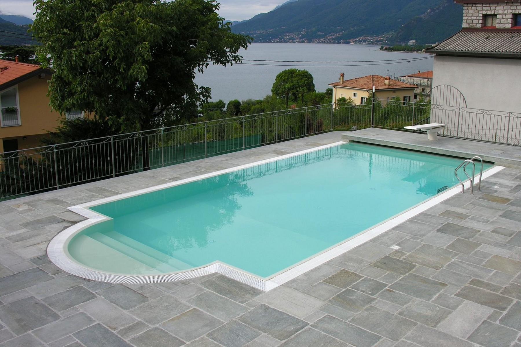 Villa in Vendita a Domaso: 5 locali, 600 mq - Foto 13