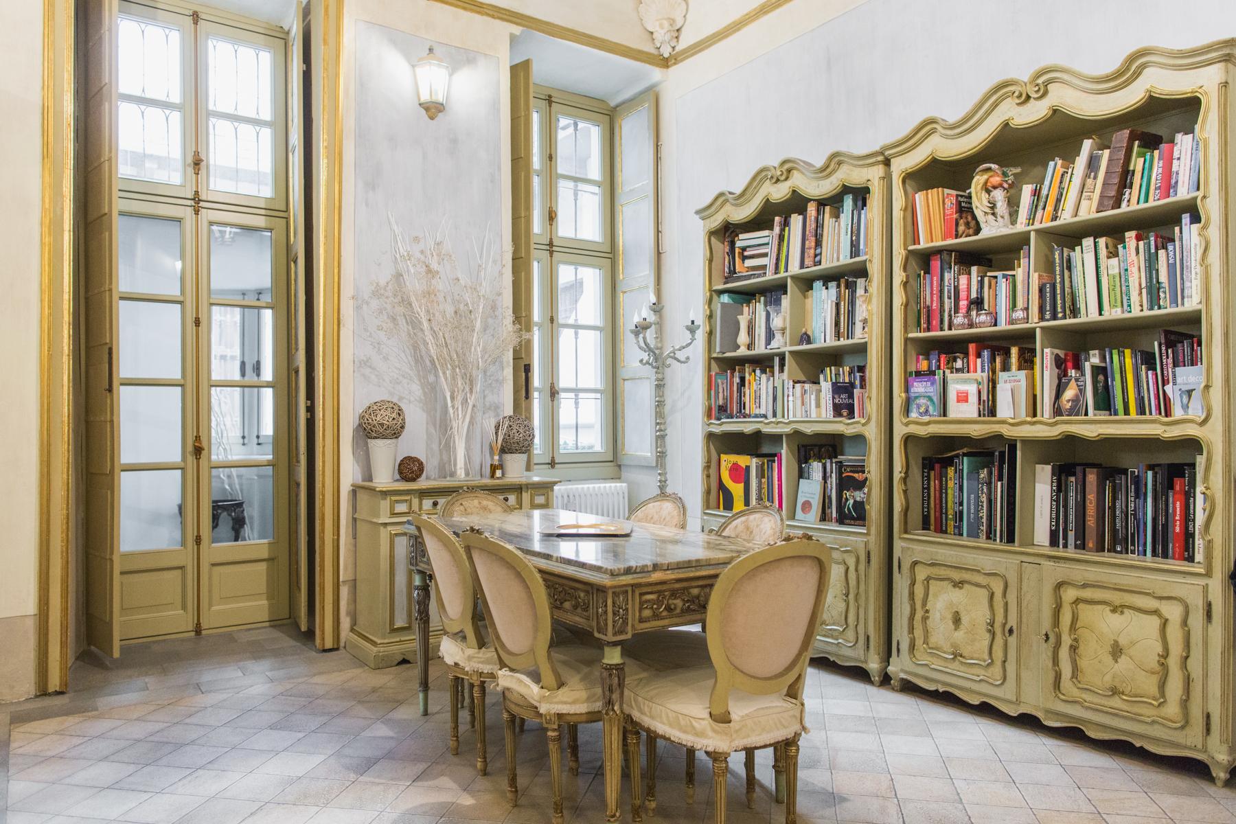 Appartamento in Vendita a Torino Centro: 5 locali, 170 mq