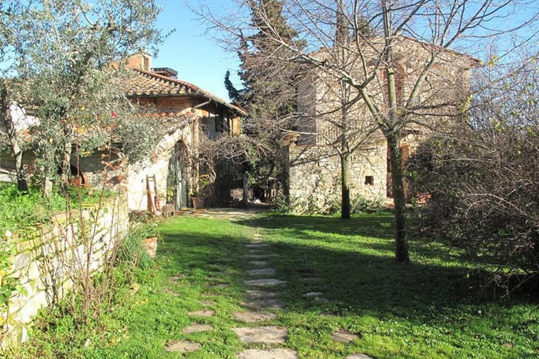 Villa in Vendita a Greve In Chianti: 5 locali, 400 mq - Foto 2