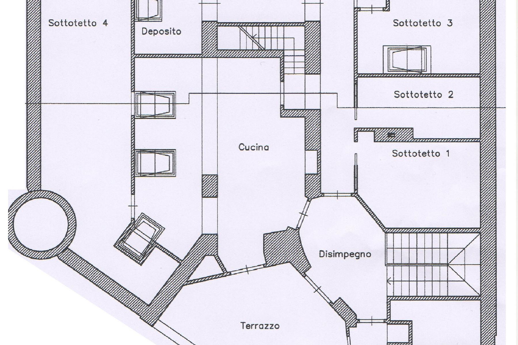 Appartamento in Vendita a Torino: 5 locali, 359 mq - Foto 19