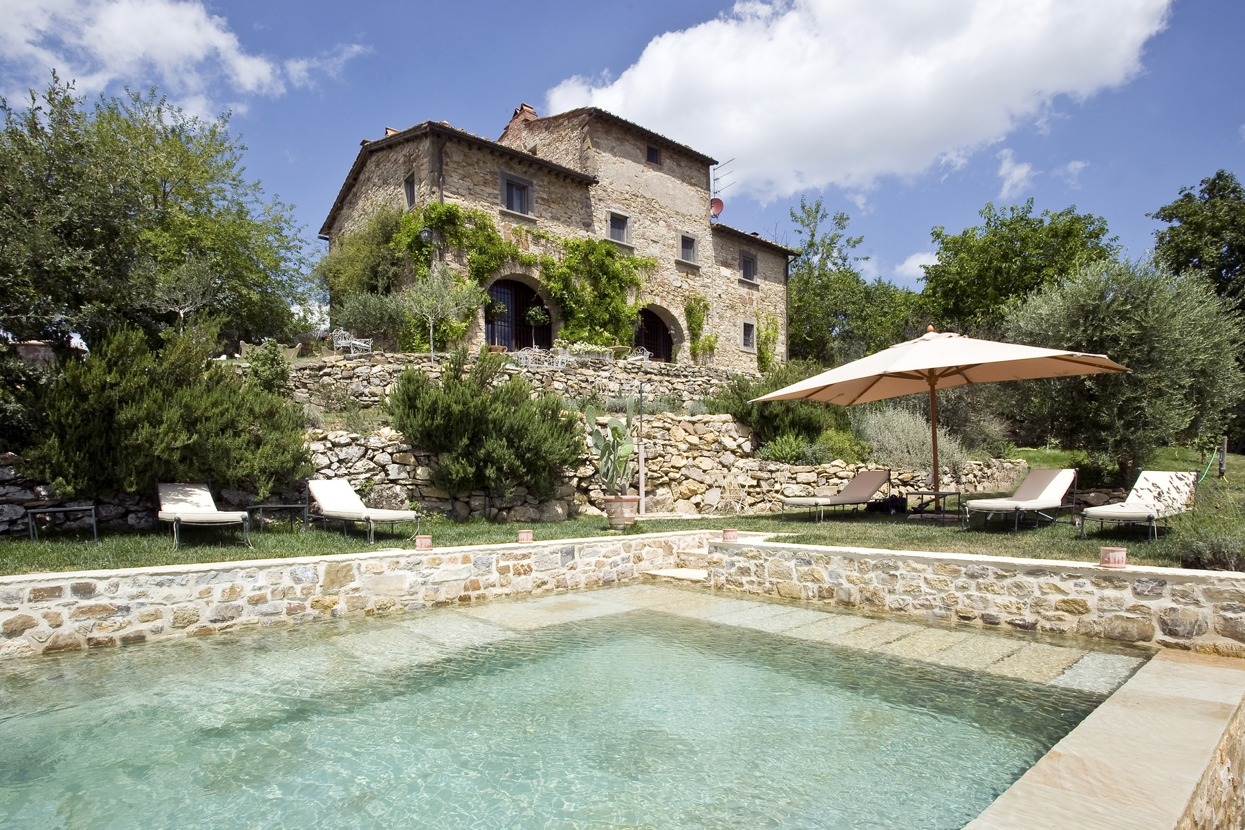 Villa in Vendita a Radda In Chianti: 5 locali, 420 mq - Foto 2