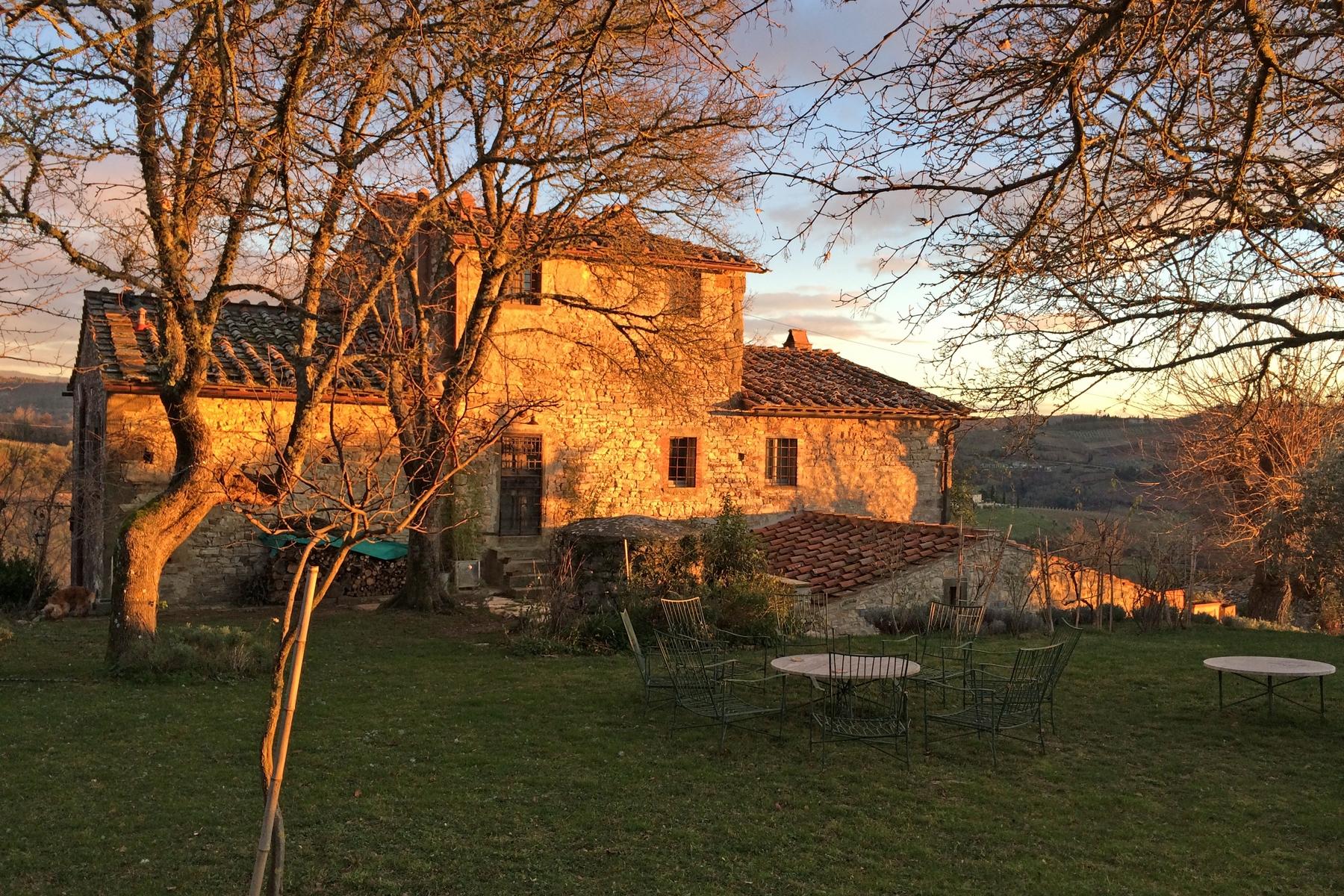 Villa in Vendita a Radda In Chianti: 5 locali, 420 mq - Foto 6