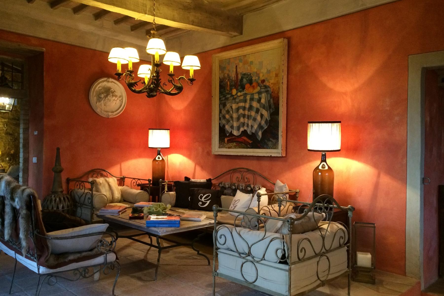 Villa in Vendita a Radda In Chianti: 5 locali, 420 mq - Foto 8