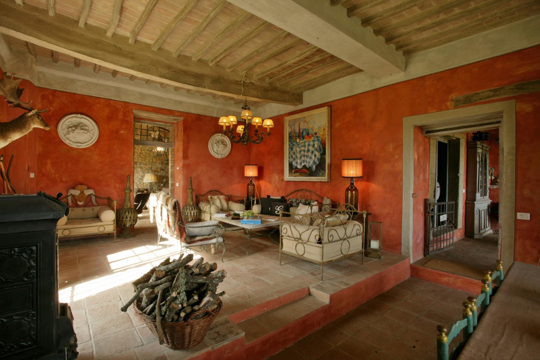 Villa in Vendita a Radda In Chianti: 5 locali, 420 mq - Foto 9