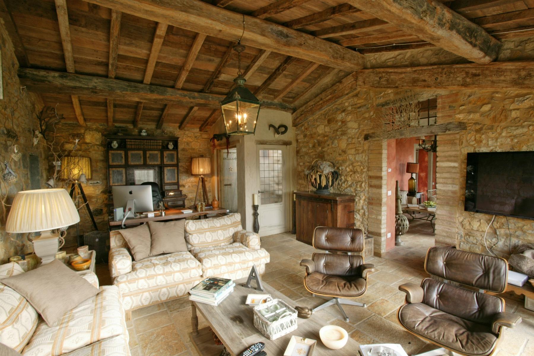 Villa in Vendita a Radda In Chianti: 5 locali, 420 mq - Foto 10