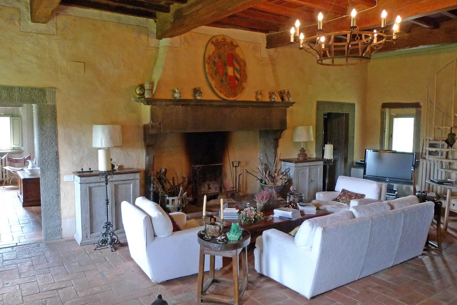 Villa in Vendita a Radda In Chianti: 5 locali, 420 mq - Foto 12