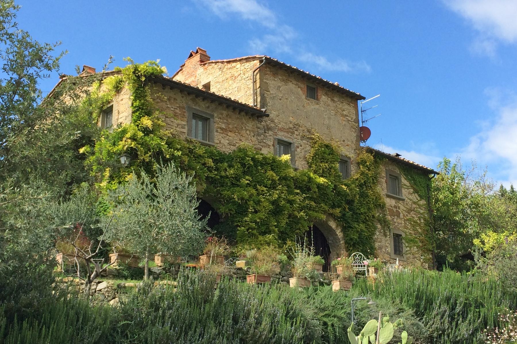 Villa in Vendita a Radda In Chianti: 5 locali, 420 mq - Foto 13