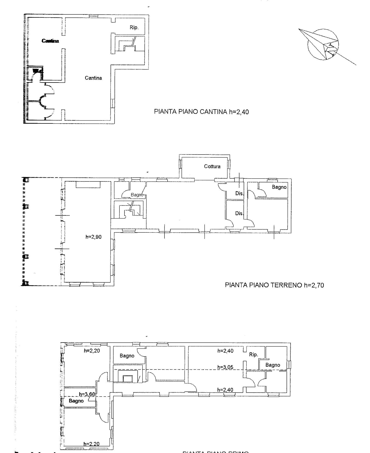 Casa indipendente in Vendita a Massarosa: 5 locali, 350 mq - Foto 13