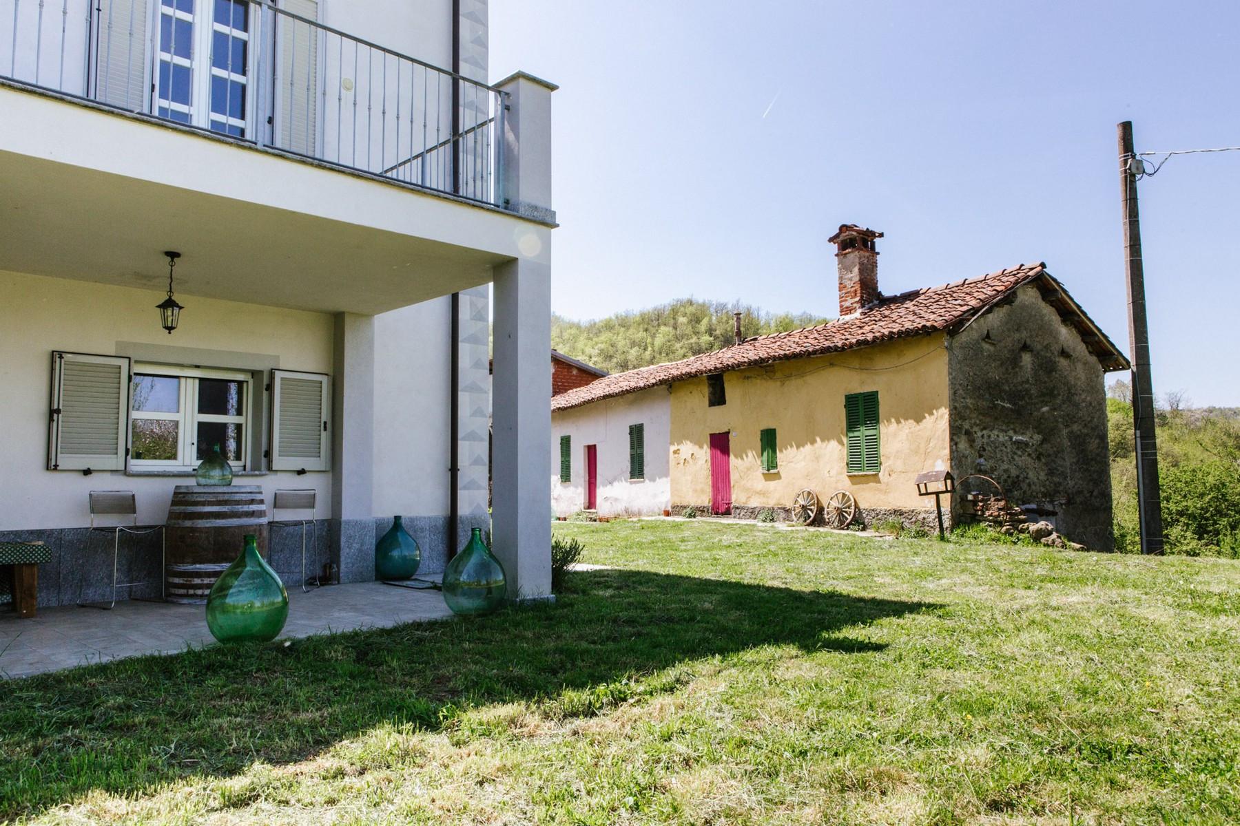 Rustico in Vendita a Malvicino: 5 locali, 320 mq - Foto 20
