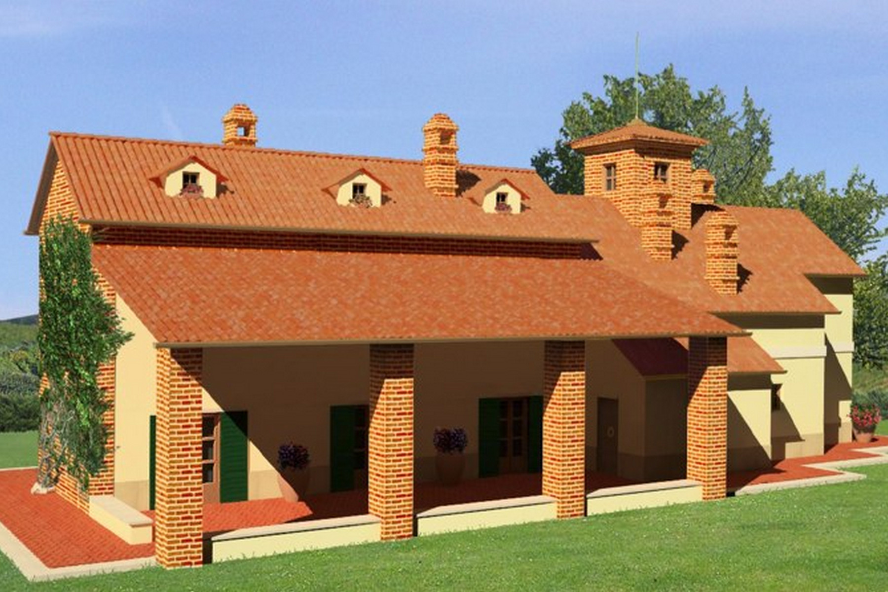 Rustico in Vendita a Novi Ligure: 5 locali, 300 mq - Foto 2